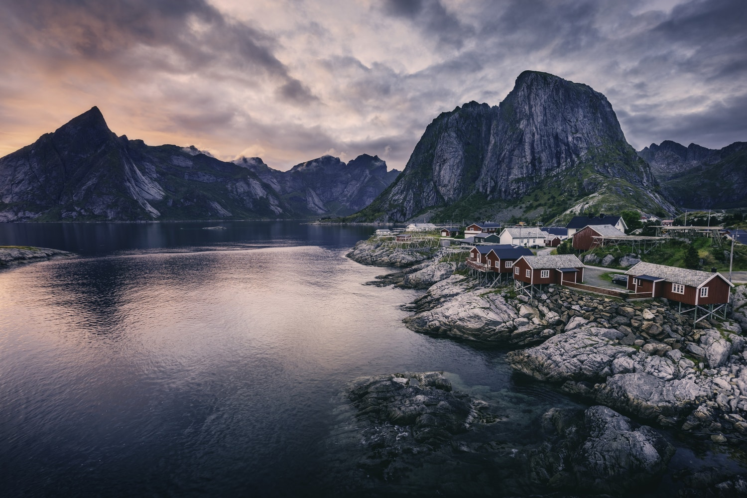 Dream wedding location in Norway