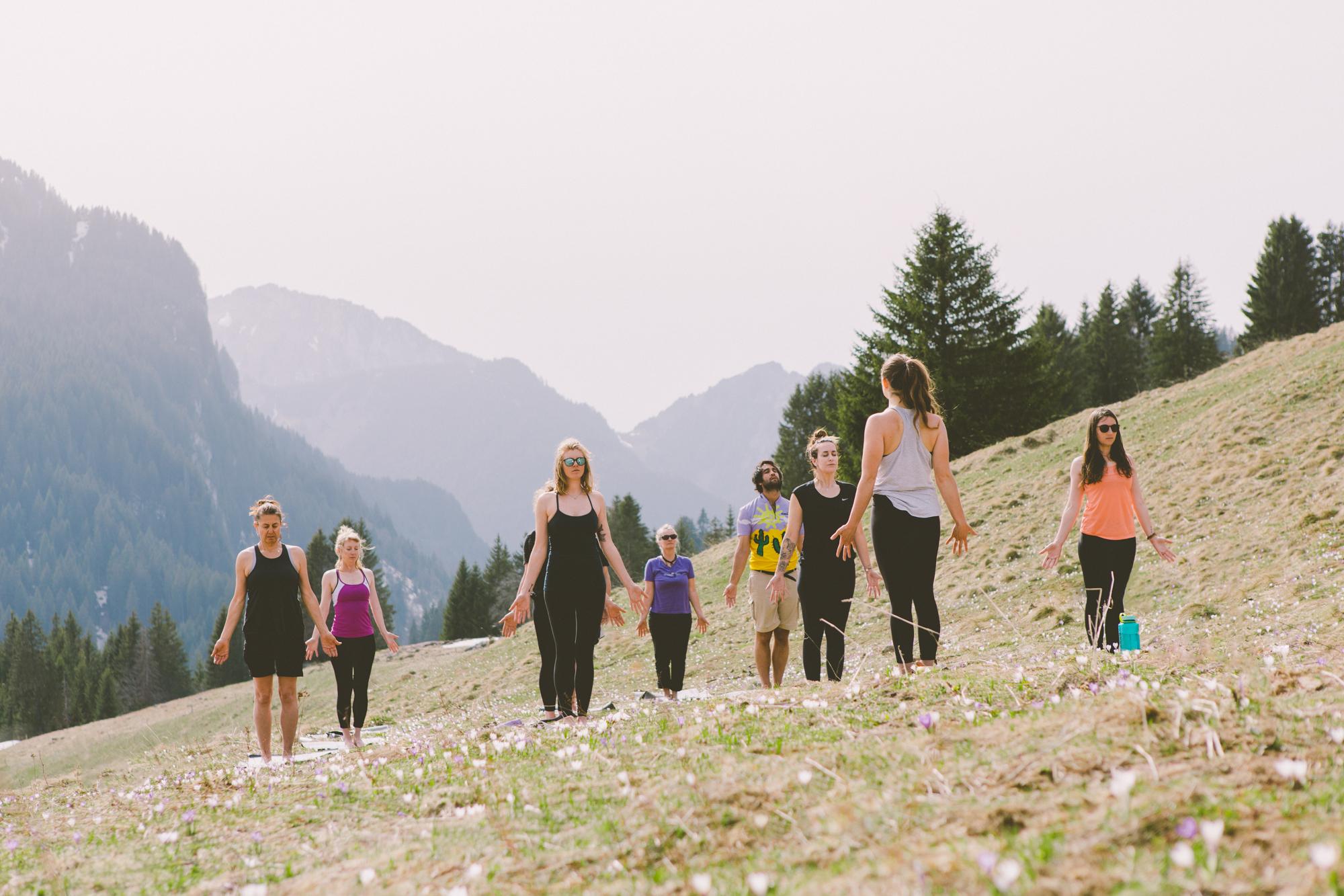 Summer Retreat | Emily Ruth Yoga