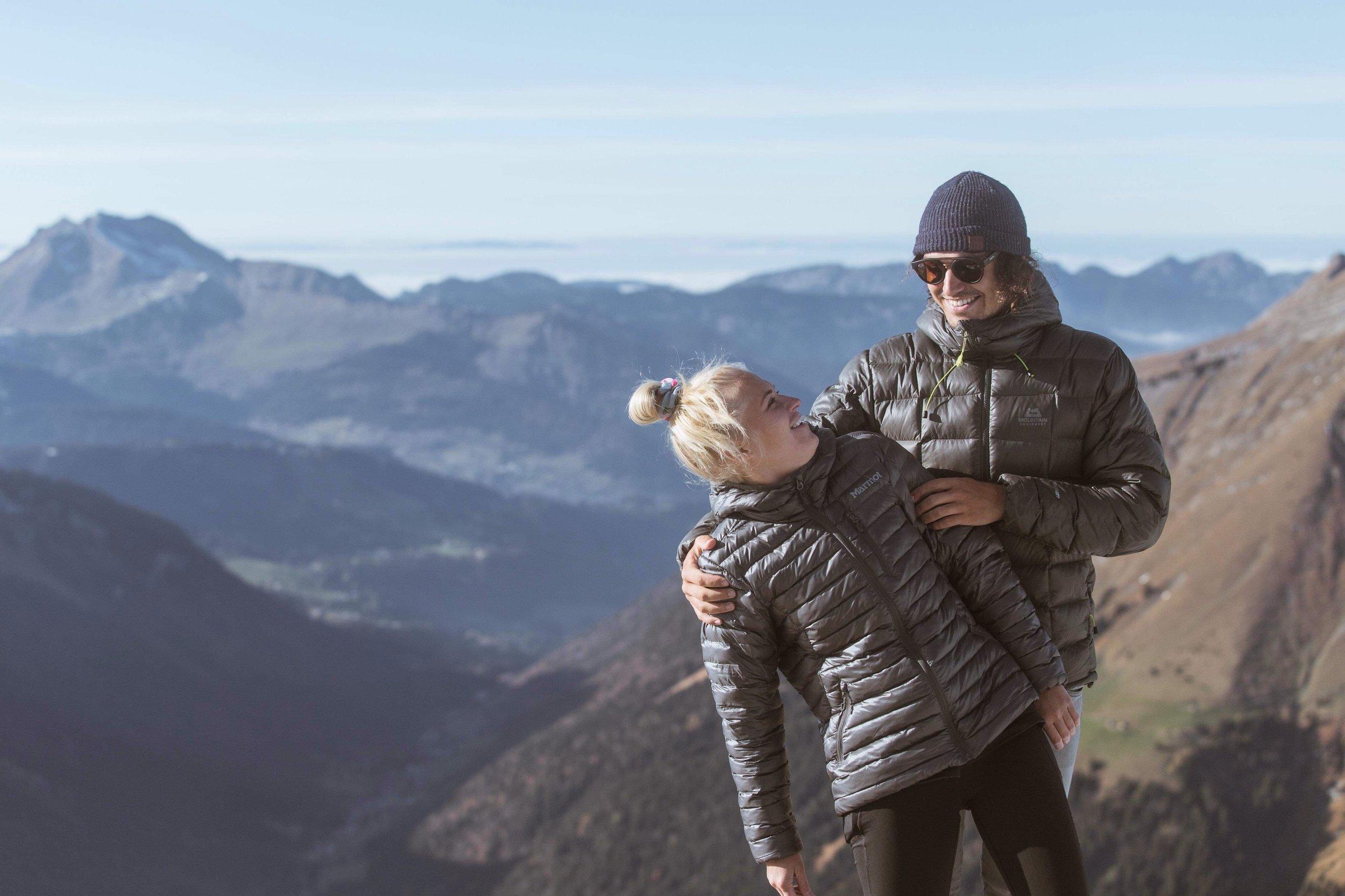 Mountain Soul Series Chefs | Beth & Angus
