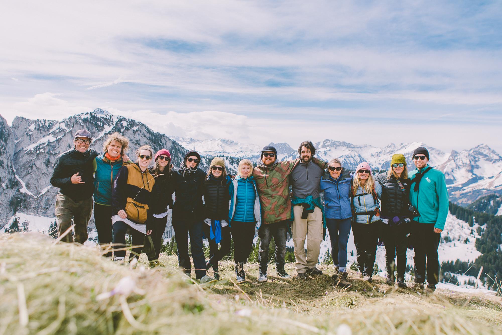 Winter Yoga Retreat | Morzine | The Mountain Soul Series