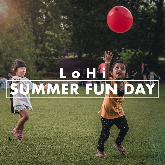 Join us this Saturday for our festival with food trucks, a spike ball tournament, indie bands, games for kids, and all of us hanging out there in Hirshorn Park! ⁣⁣⁣⁣@lohisummerfunday ⁣⁣ ⁣⁣- ⁣⁣⁣ ⁣⁣⁣SCHEDULE:⁣⁣⁣ ⁣⁣⁣10am - Family Games Kickoff⁣⁣⁣ ⁣⁣⁣10:30am - Spikeball Tournament Check-in⁣⁣⁣ ⁣⁣⁣11:00am - Food Trucks Open Up⁣⁣⁣ ⁣⁣⁣11:30-6:30pm - Live Music