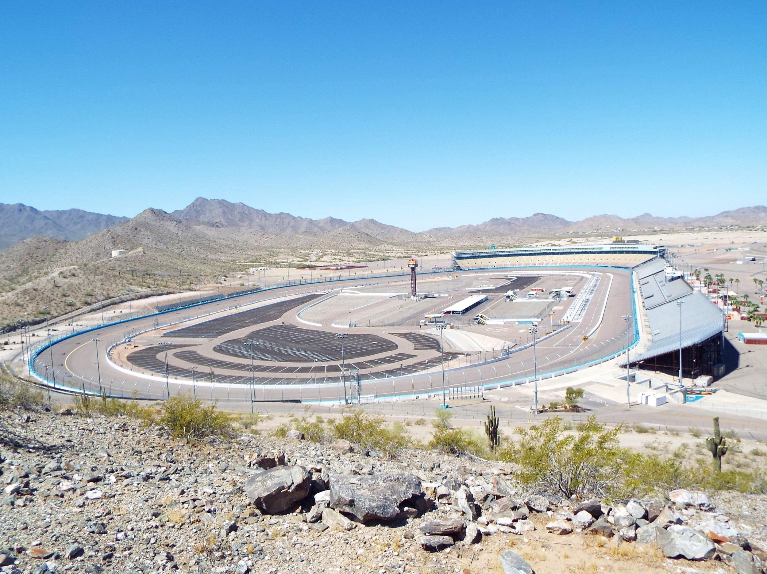 Avondale-Phoenix International Raceway