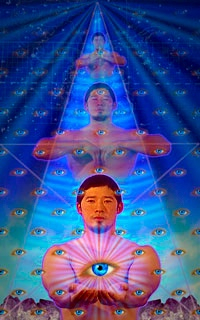 Image :  Cosmic Tribe Tarot