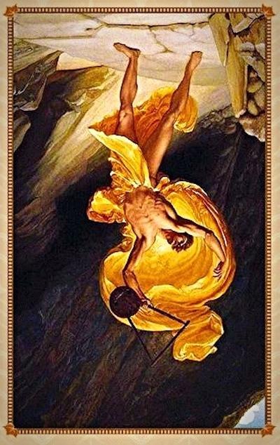 Image : Tarot of Delphi