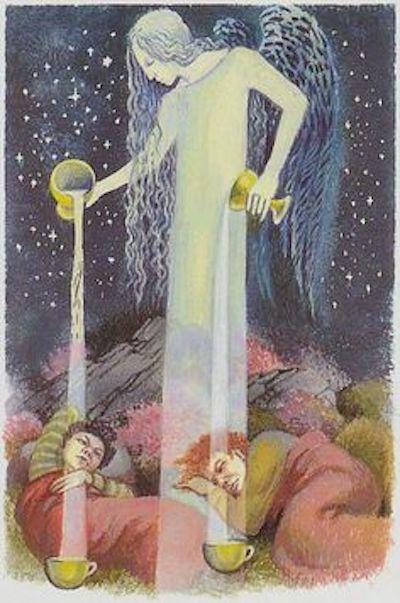 Image : Tarot of Northern Shadows