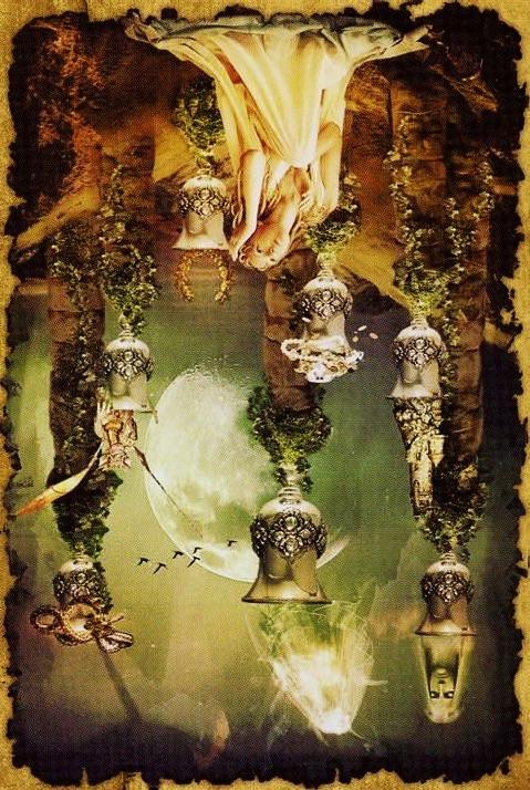 Image : Mystic Dream Tarot
