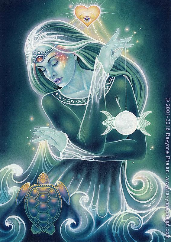 Image : Dreams of Gaia Tarot