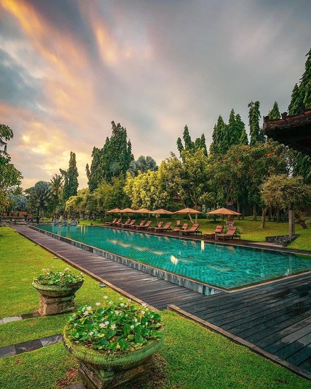 The Chedi Club Tanah Gajah, Ubud, Bali - a GHM hotel || 📸 : @travelandleisure