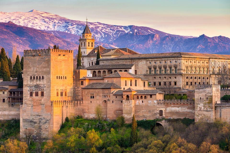 Granada - dancing Flamenco along the cobblestone roads of the heart of Andalusia