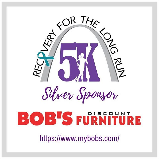 We are so excited to announce that we have three more SILVER SPONSORS that are standing by our side and helping us break the cycle of substance use disorders! Thank you Bob's Discount Furniture, NCADA, and Rome West Realty for helping us make Recovery For The Long Run a reality! 💜 #bobsdiscountfurniture #ncada #romewestrealty #silversponsers #5k #recoveryforthelongrun