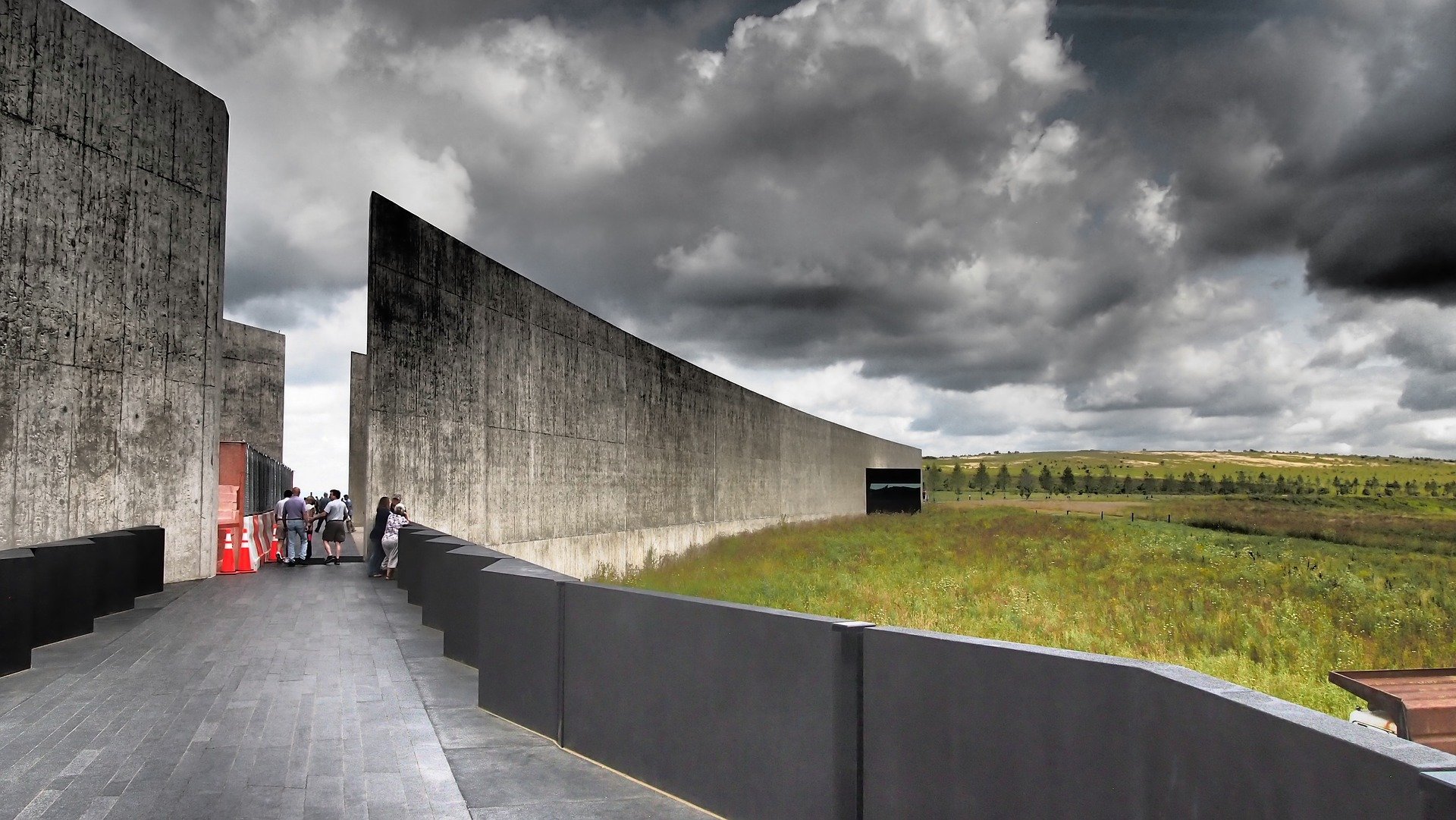 Flight 93 Memorial in Shanksville, PA - Image by  A. H.  from  Pixabay