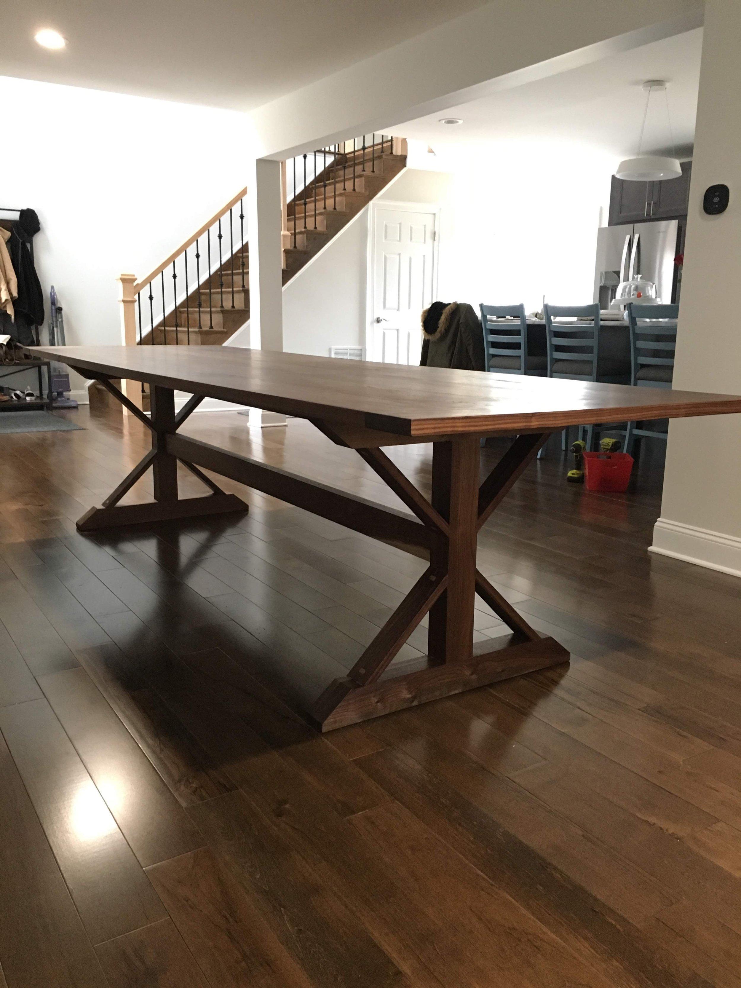 Custom Farmhouse Table