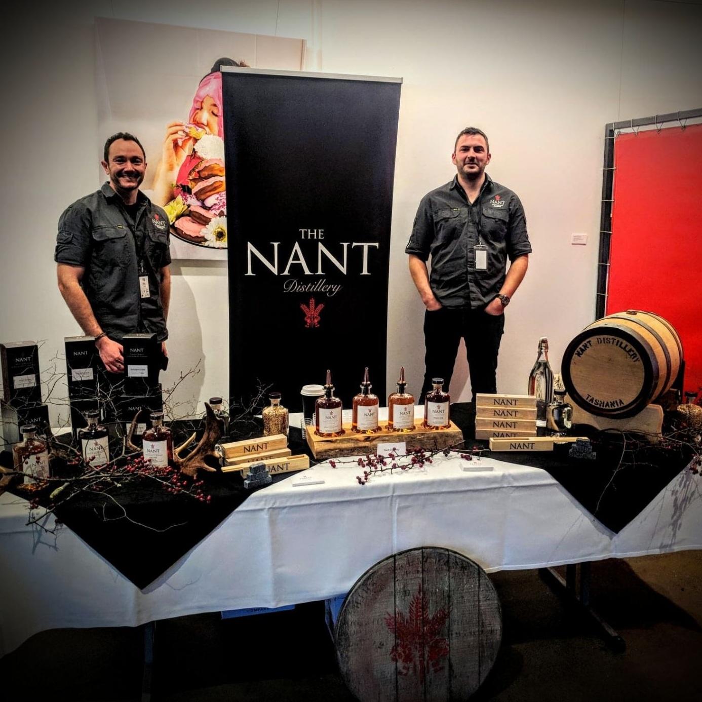 Spirit Showcase: Distillers Blair Whitehead & Jack Sellers