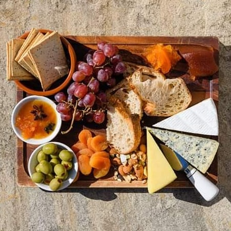 Treat yourself this weekend with one of our tasty platters. We're open from 10am - 4pm, we look forward to seeing you. #discovertasmania #distillery #weekend