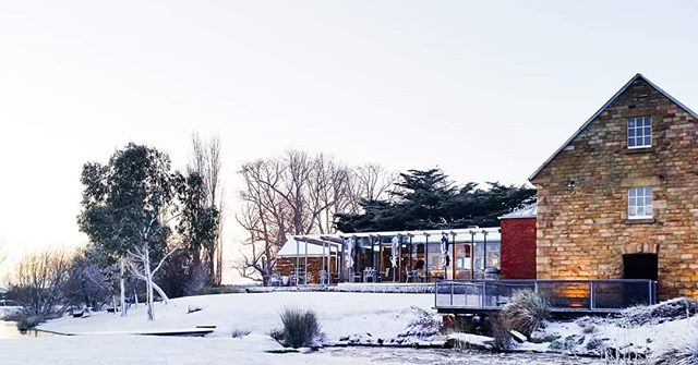 Winter is a wonderland at Nant Distillery & Estate! Come visit us this winter and enjoy some of our finest Tasmanian highland single malt whiskies.  Thank you  to Blair Whitehead for capturing a stunning moment at the estate.  #distillery #singlemalt #seeaustralia #discovertasmania