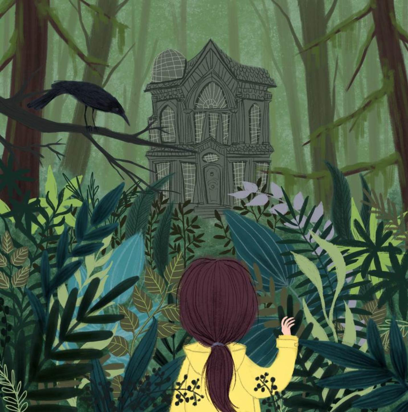 The Vanishing House