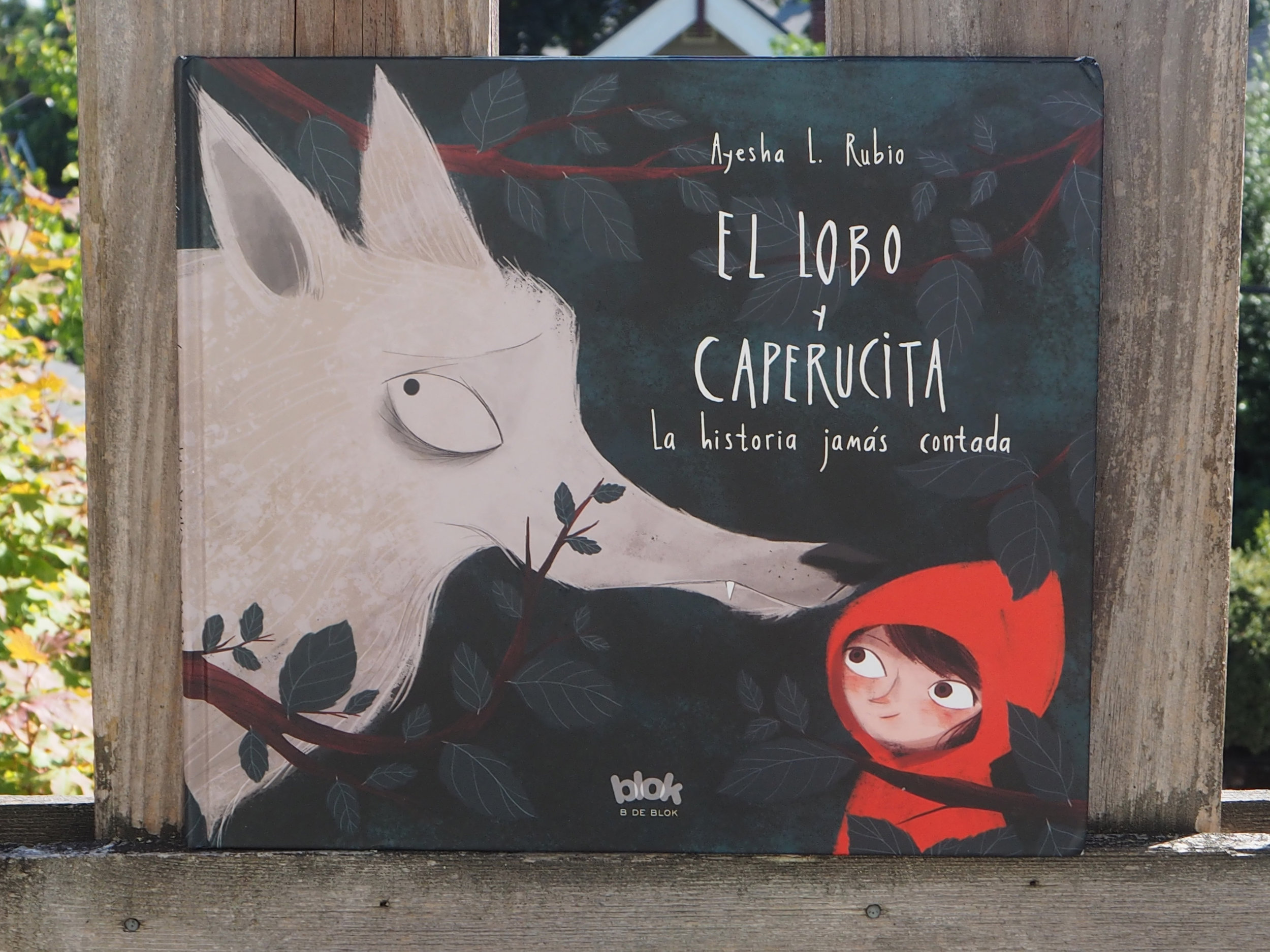 The Wolf and Little Red Riding Hood (the untold story)