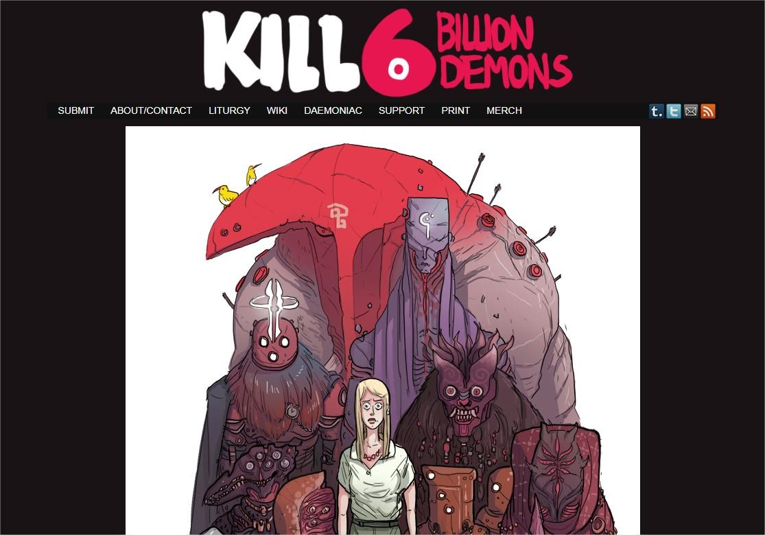 Kill Six Billion Demons ≫ KILL SIX BILLION DEMONS  Chapter 1 - Google Chrome.jpg
