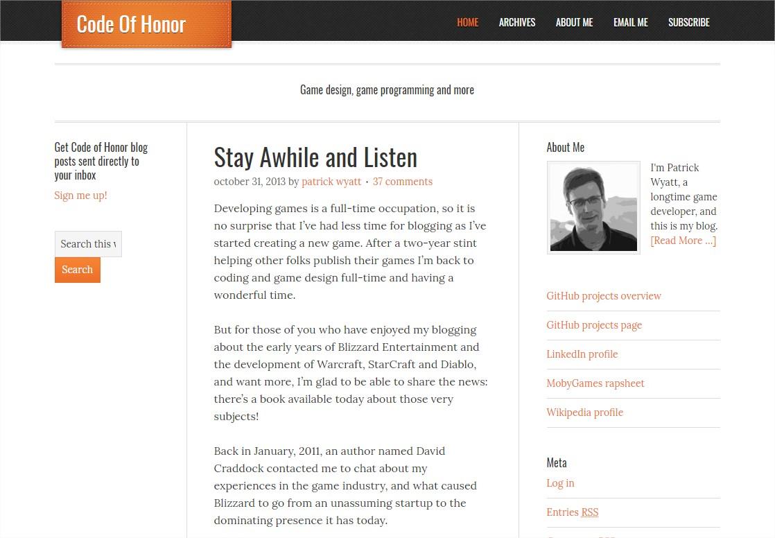 Code Of Honor - Game design, programming and more - Google Chrome.jpg