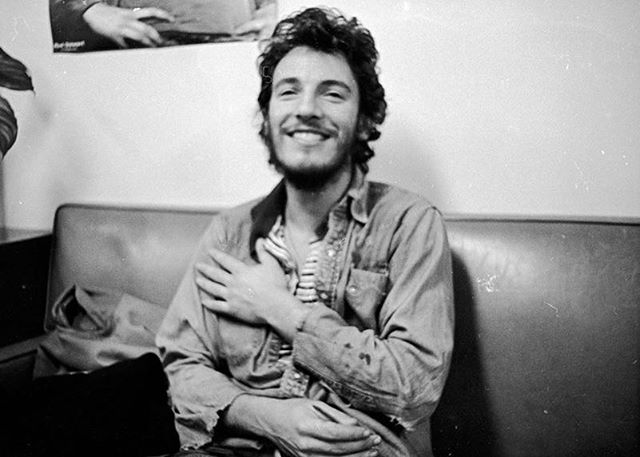 happy 70th  birthday to this legend, thank you for your gifts! #brucespringsteen  #quim #youknow