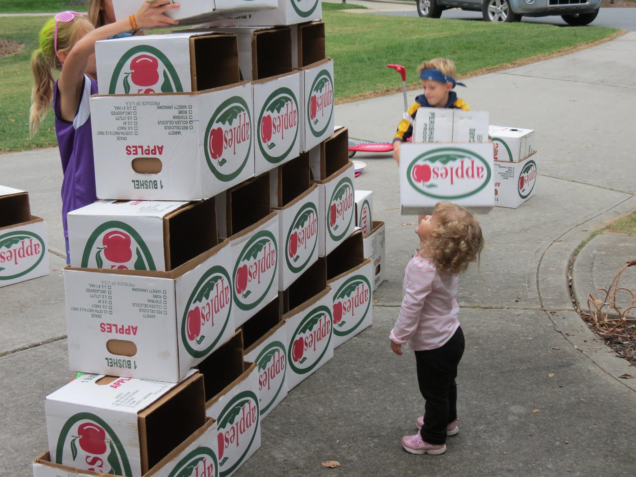 cider day boxes amazing my then 2 year old