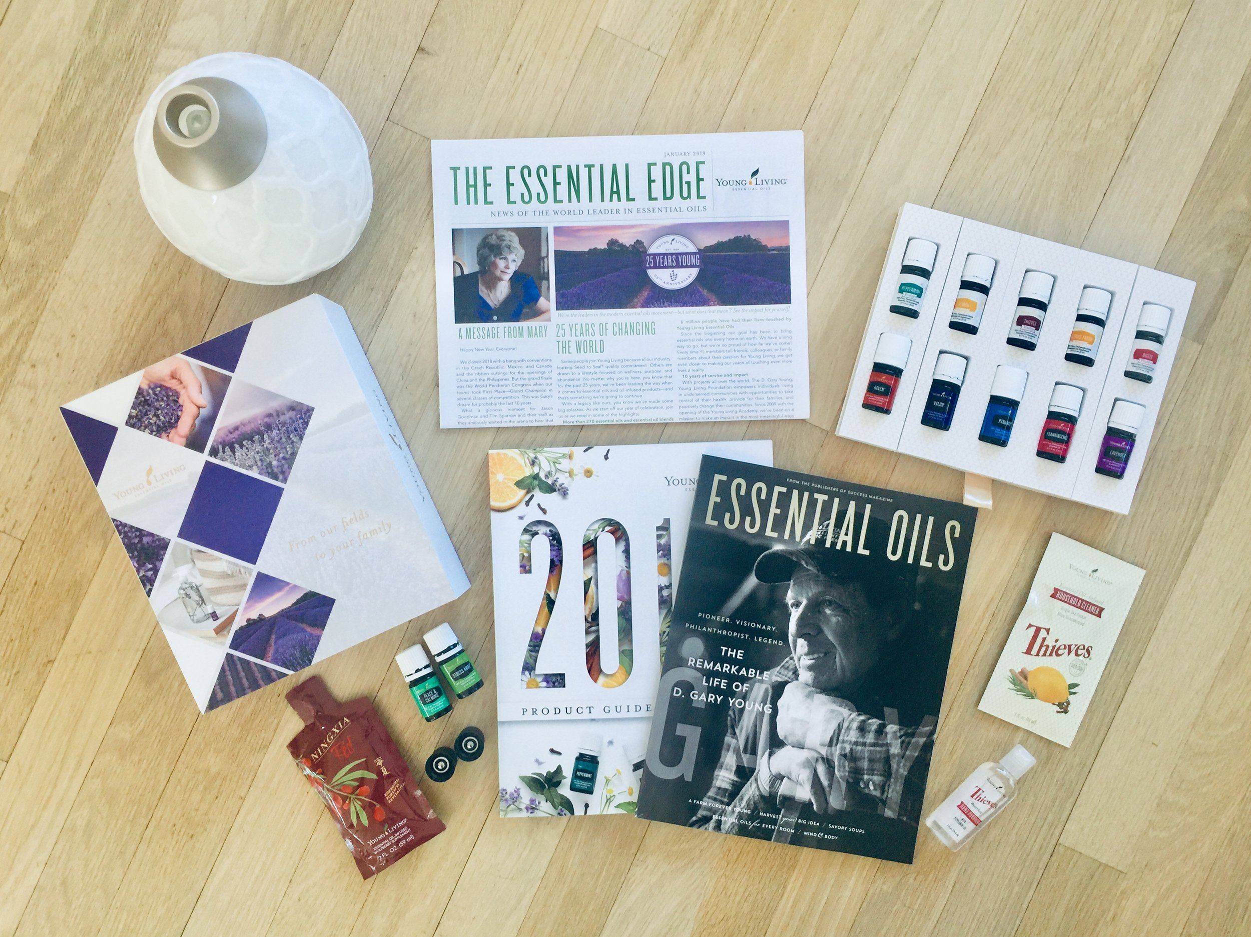 Young Living 2019 Premium Starter Kit