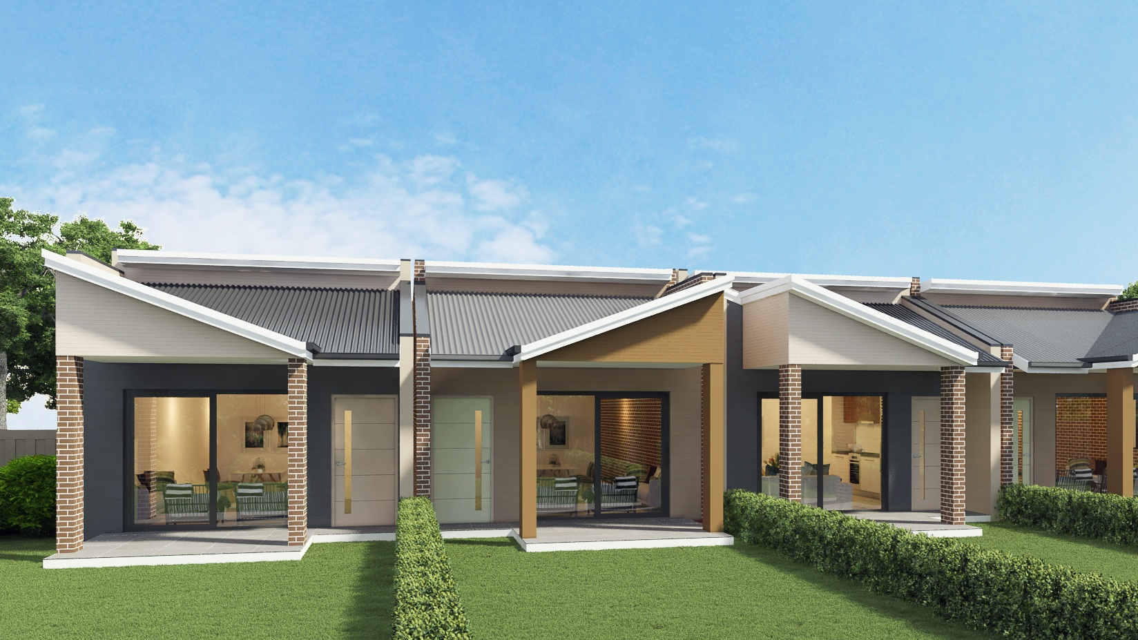 The Terrace 32 - 2 Bed | 2 Bath | 1 Car Garage5x32m Laneway Lots