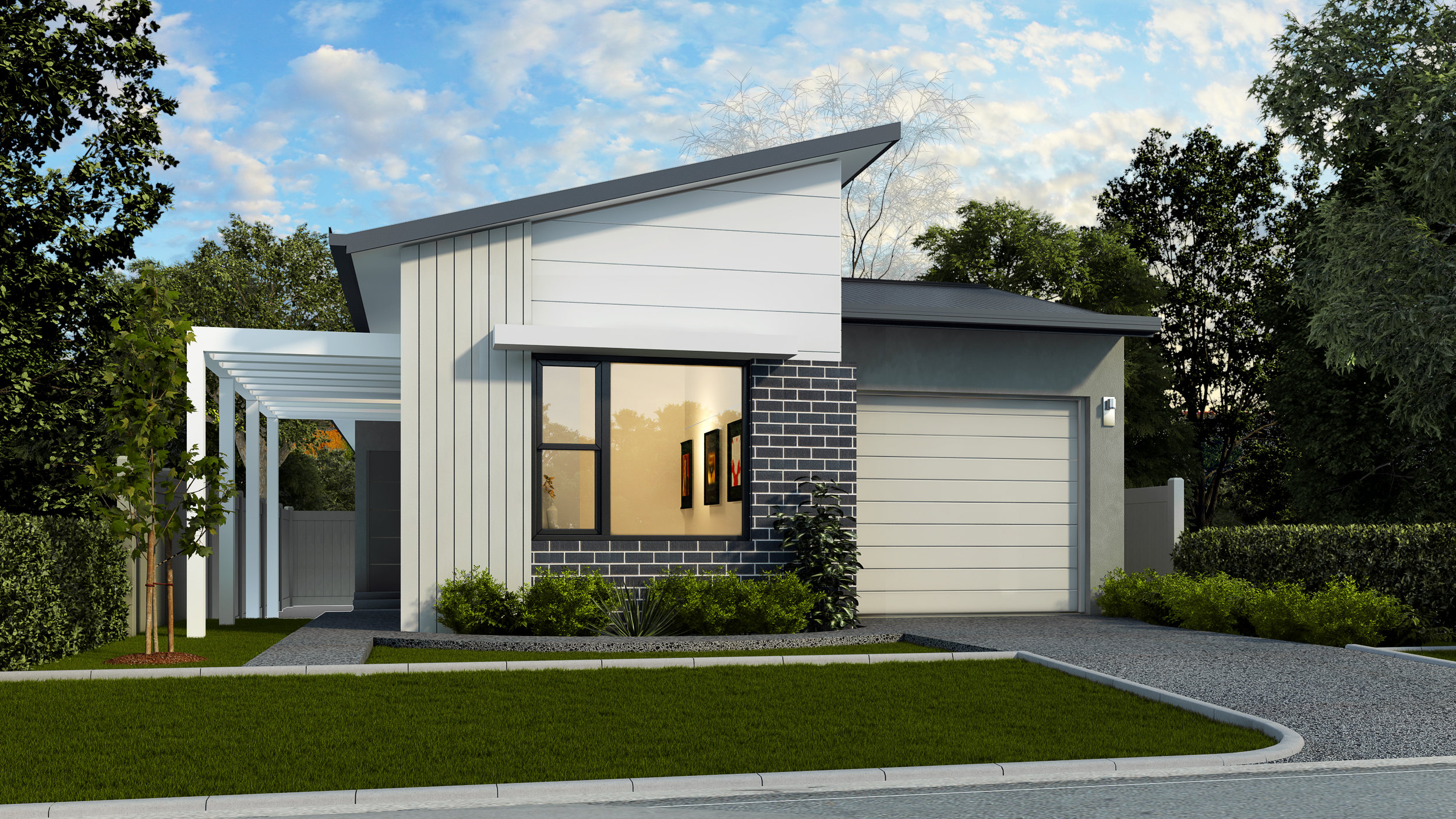 The Lexicon Cino - 2 Bed | 2 Bath | 2 Car Tandem Garage8.5m Traditional Lots