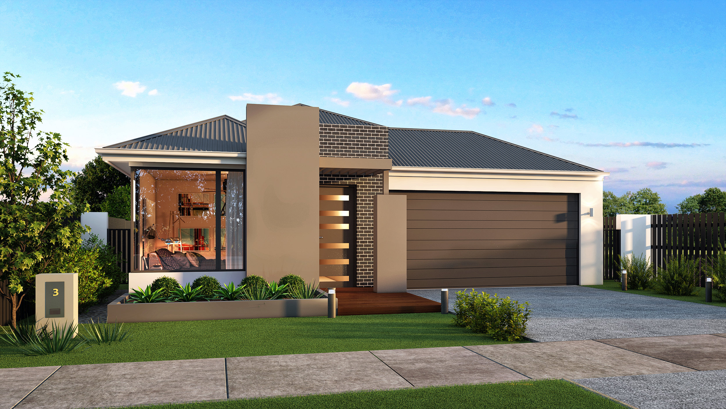 The Hub - 3 Bed | 2 Bath | Theatre Room | 2 Car Garage12.5m Traditional Lots