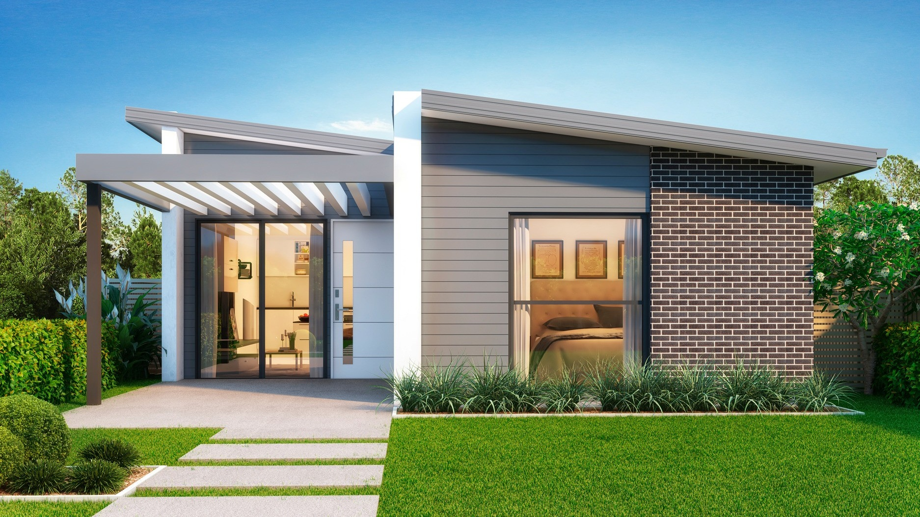 The Aveda - 4 Bed | 2 Bath | 2 Car Garage10m Laneway Lots
