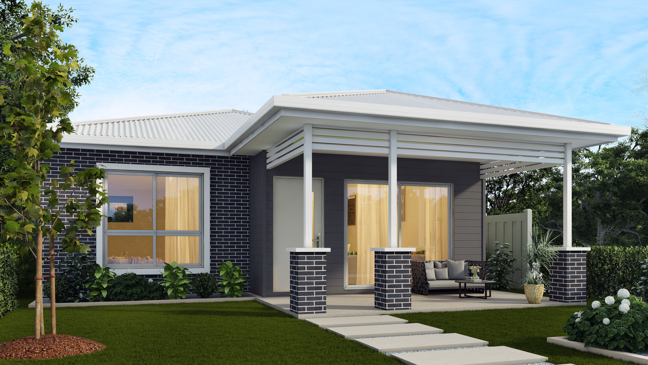 The Pavilion Entre - 4 Bed | 2 Bath | 2 Car Garage7.5m Laneway Lots