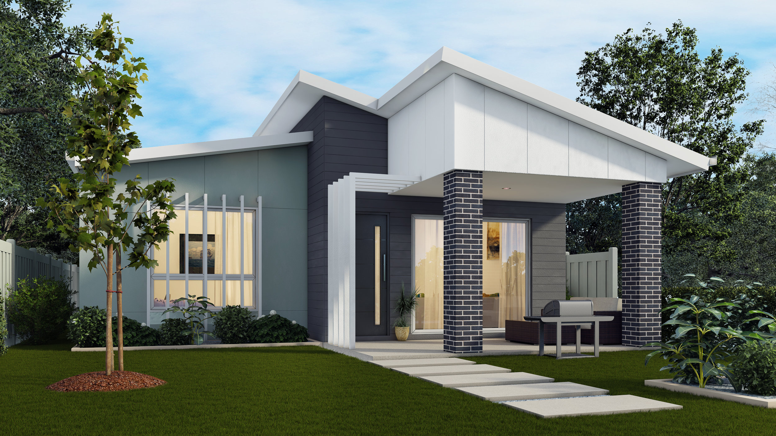 The Entertainer - 4 Bed | 2 Bath | 2 Car Garage8.5m Laneway Lots