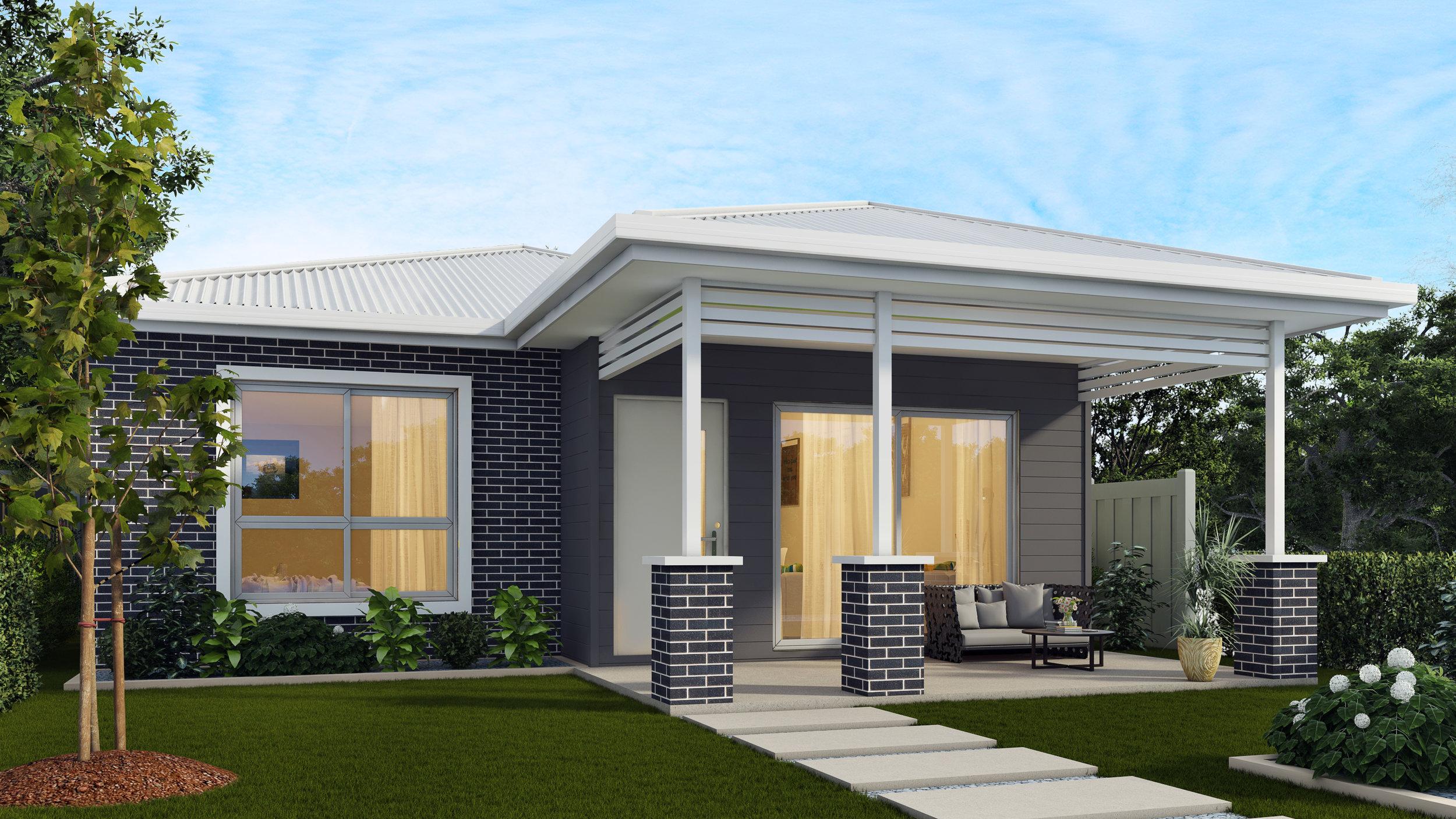 The Pavilion Entre - 4 Bed | 2 Bath | 2 Car Garage7.5x32m Laneway Lots