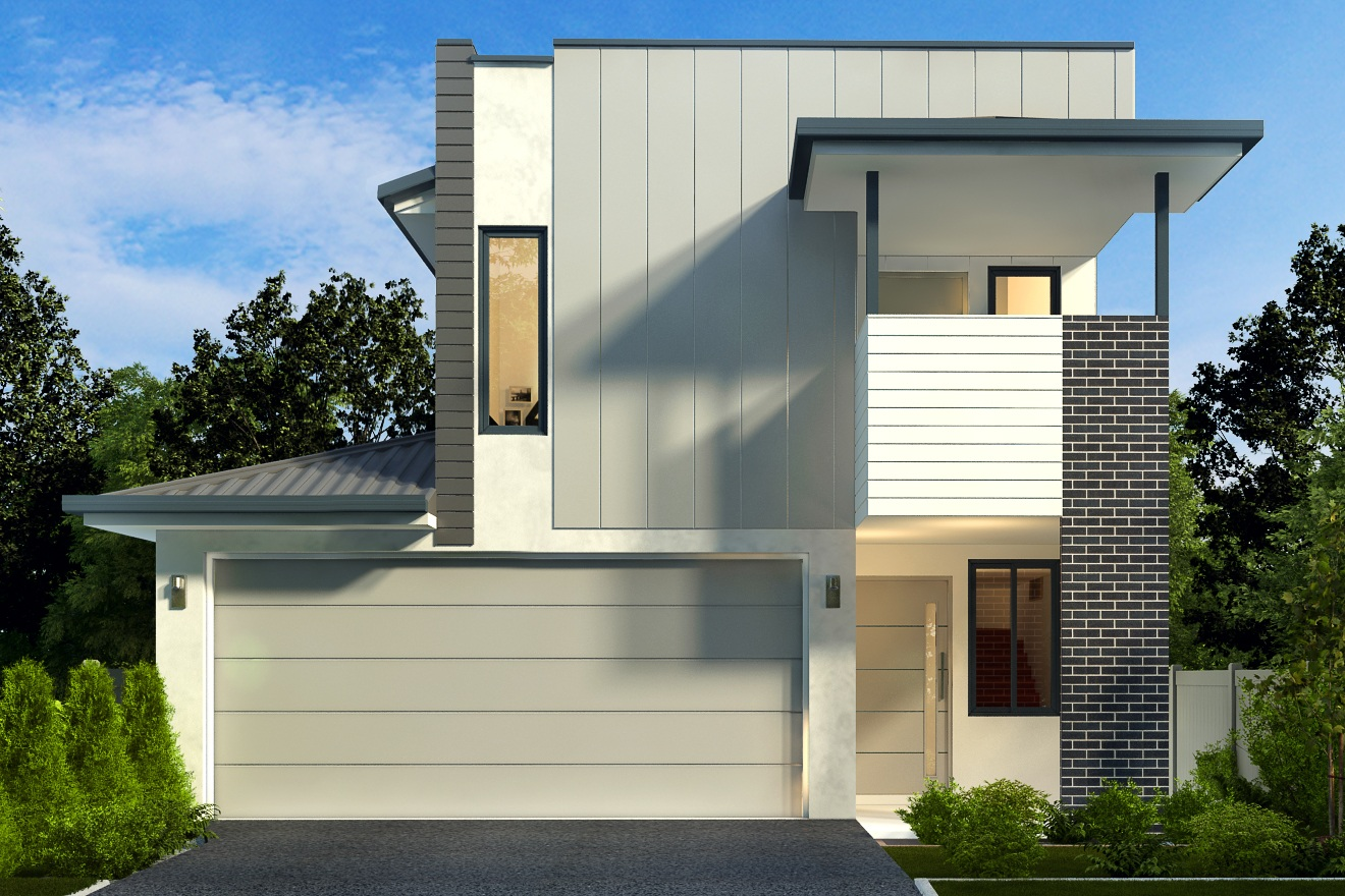 The Altitude - 3 Bed | 2 Bath | 2 Car Garage | Double Storey10m Traditional Lots
