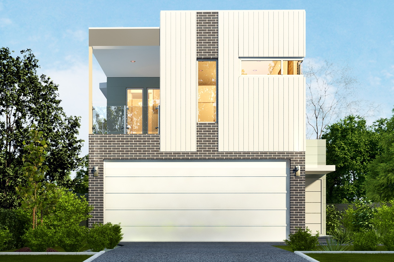 The Highgate - 3 Bed | 2 Bath | 2 Car Garage | Double Storey10m Traditional Lots