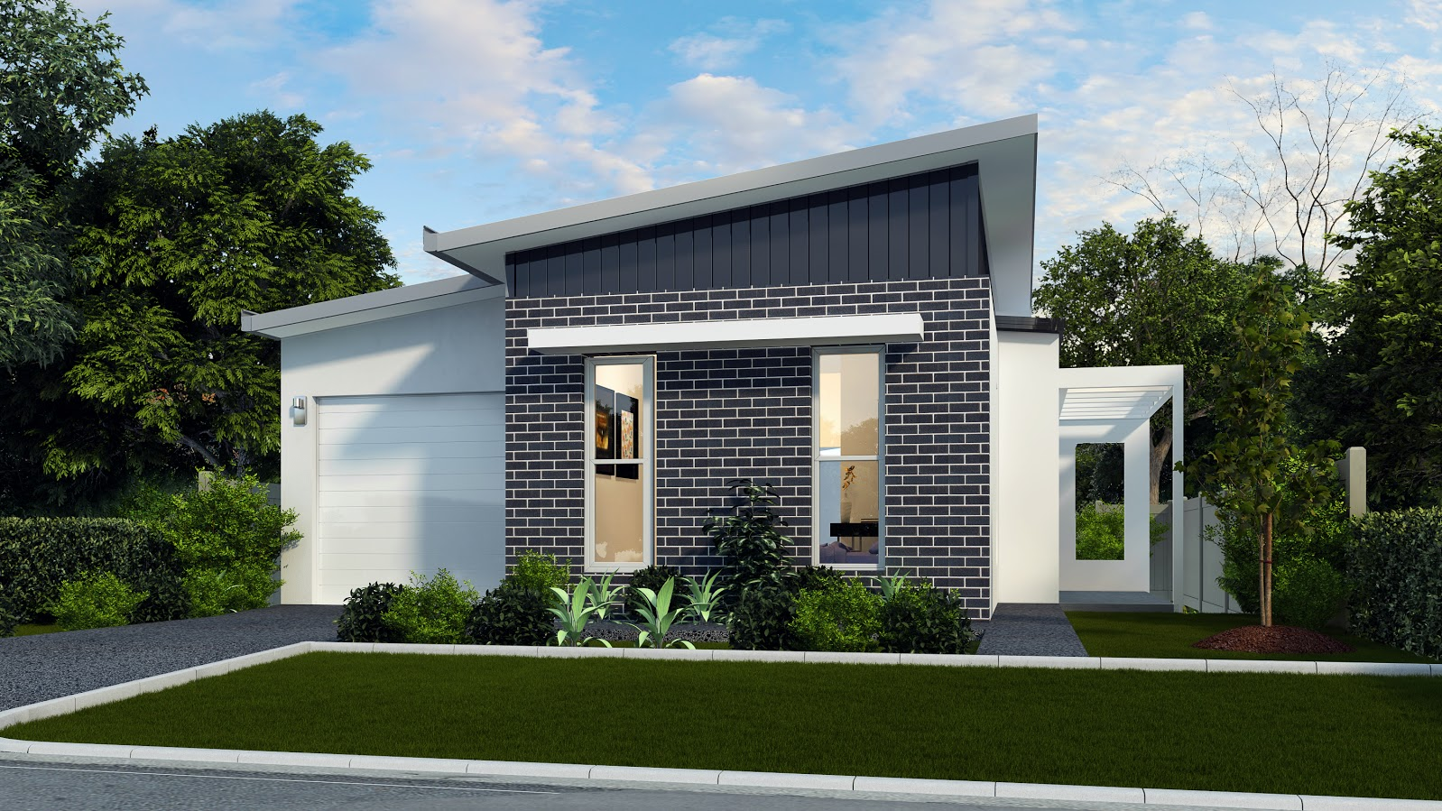 The Abode Alfresco - 3 Bed   2 Bath   2 Car Tandem Garage10m Traditional Lots