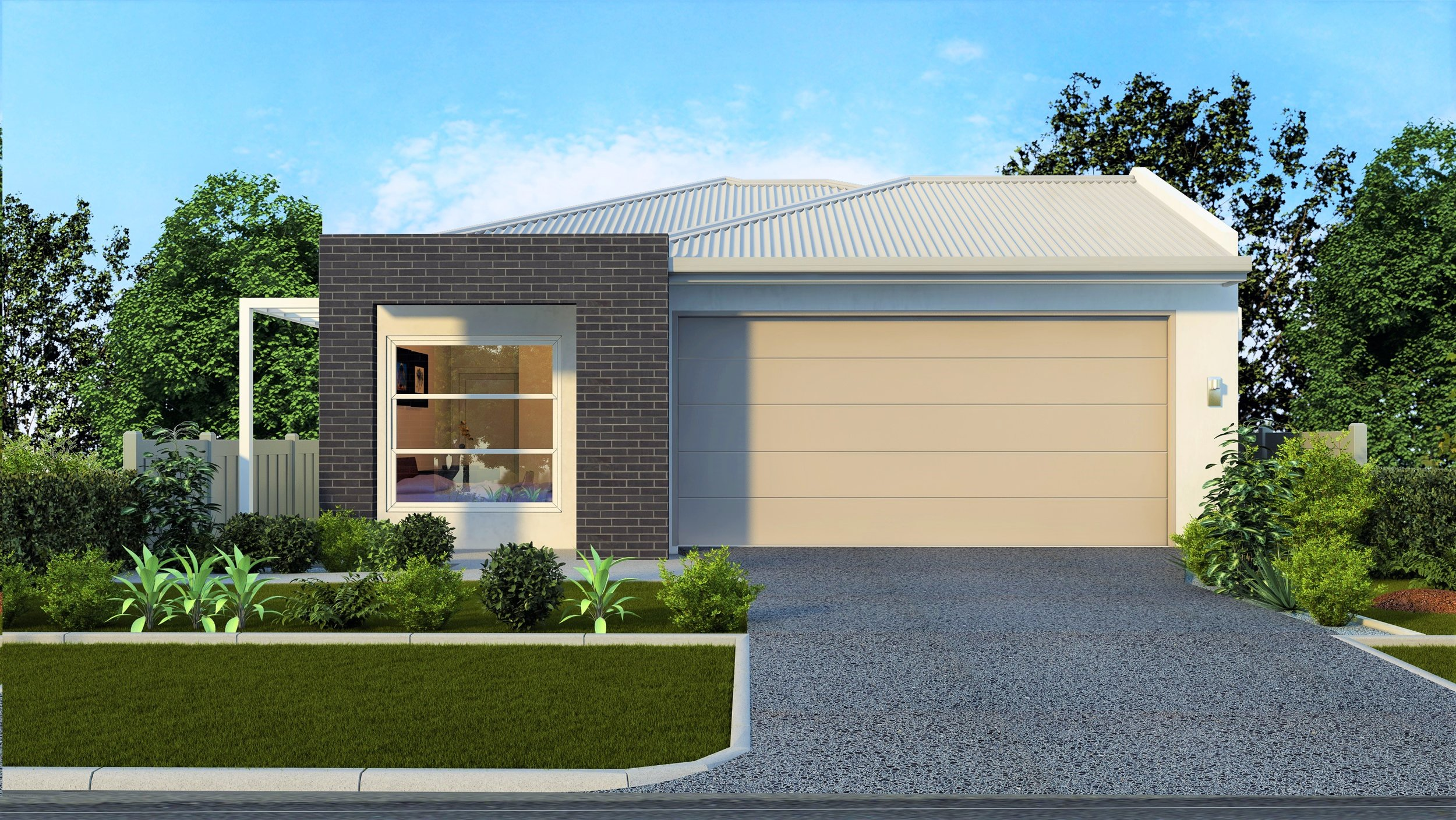 The Hideaway 10 - 3 Bed | 2 Bath | Theatre Room | 2 Car Garage10m Traditional Lots