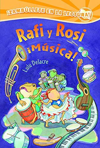 RAFI Y ROSI ¡MÚSICA! : RAFI AND ROSI MUSIC!.jpg