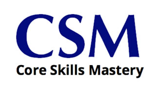 Core Skills Mastery - CSMlearn is proud to be a Certified B Corp®, which means that we have passed a rigorous assessment to ensure that we meet the highest standards of verified social and environmental performance, public transparency, and legal accountability. We join 2140 companies in 50 countries and 130 industries who are trying to make the world a better place by incorporating social impact business best-practices.Learn more: https://www.csmlearn.com.