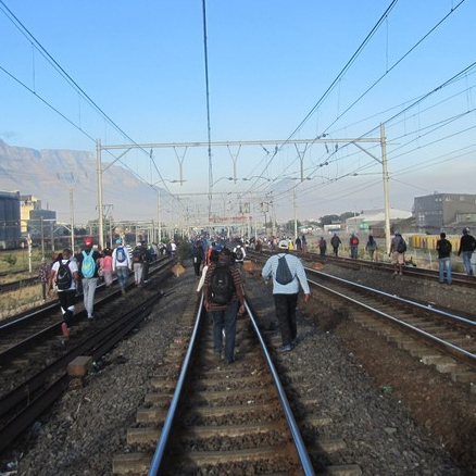 Cape Town's 100 new railway cops are on the way - 01/08/2018