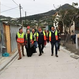 City paves the way for Imizamo Yethu residents with 14 new roads - 22/08/2018