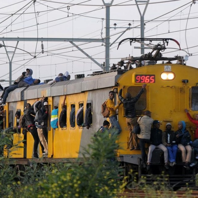 Prasa delays deployment of City's rail enforcement unit - 12/09/2018