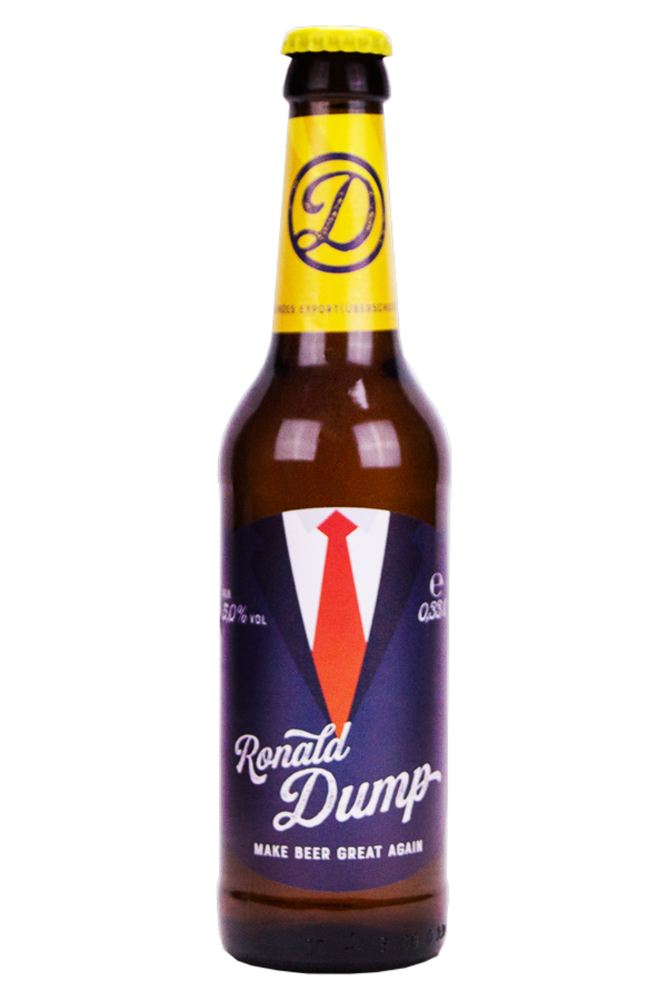 SDAO E11 Ronald Dump - Make Beer Great Again.png