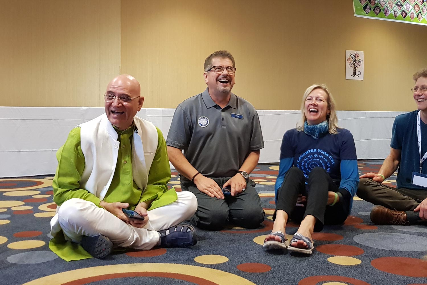 The Laughter Lawyer Corporate Wellness Retreat