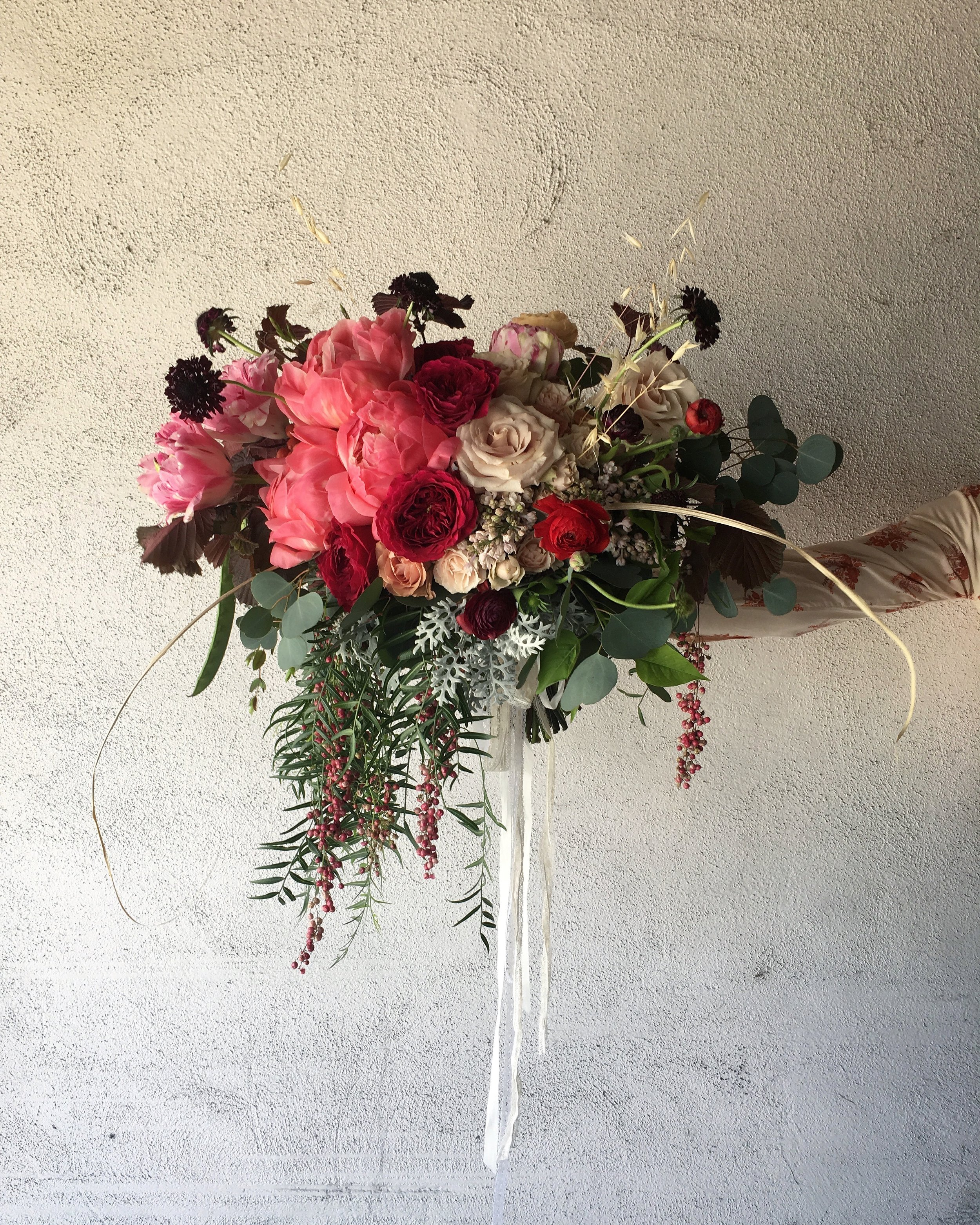 May Wedding Bouquet
