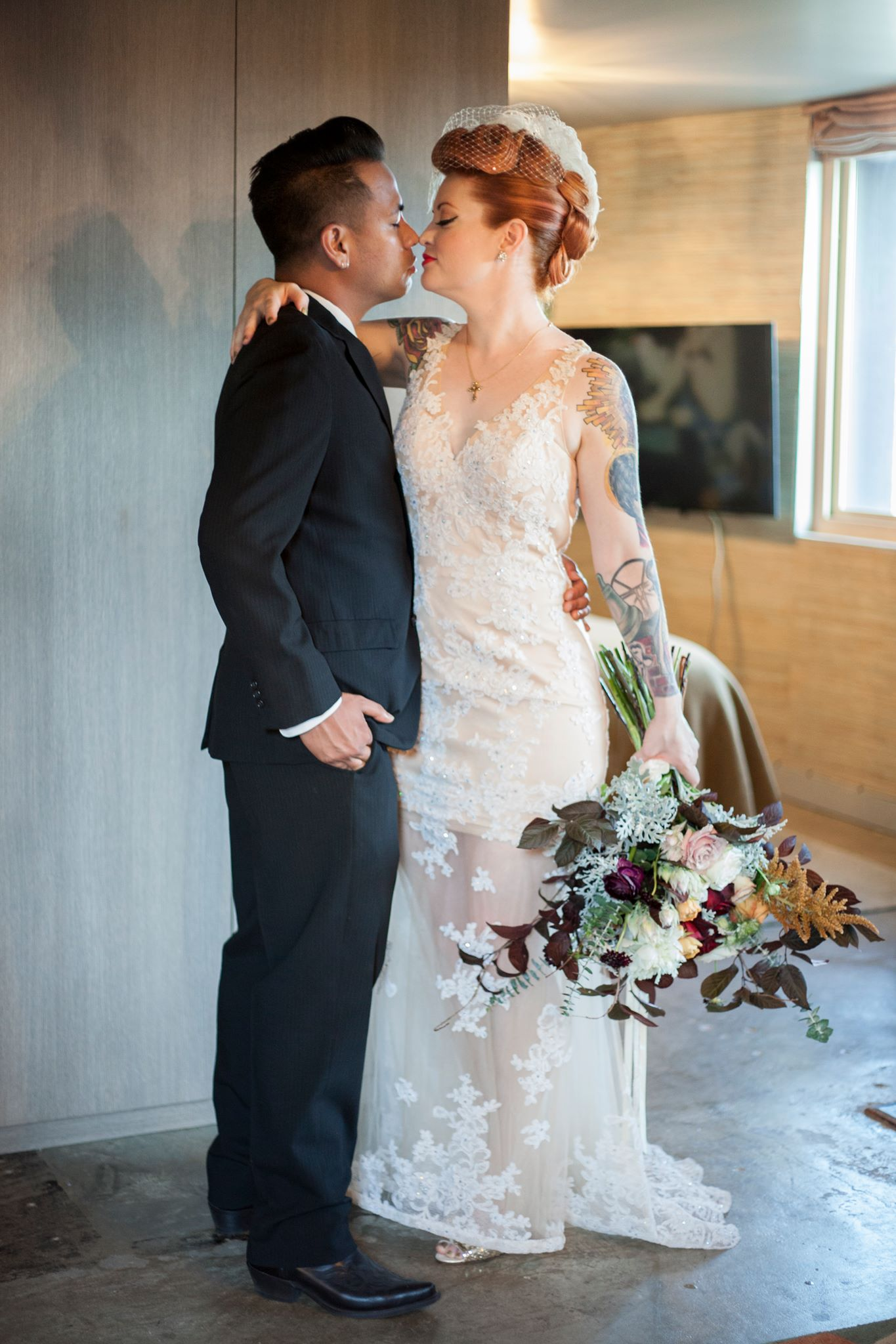 April & JC- Photo by Melinda Sanders