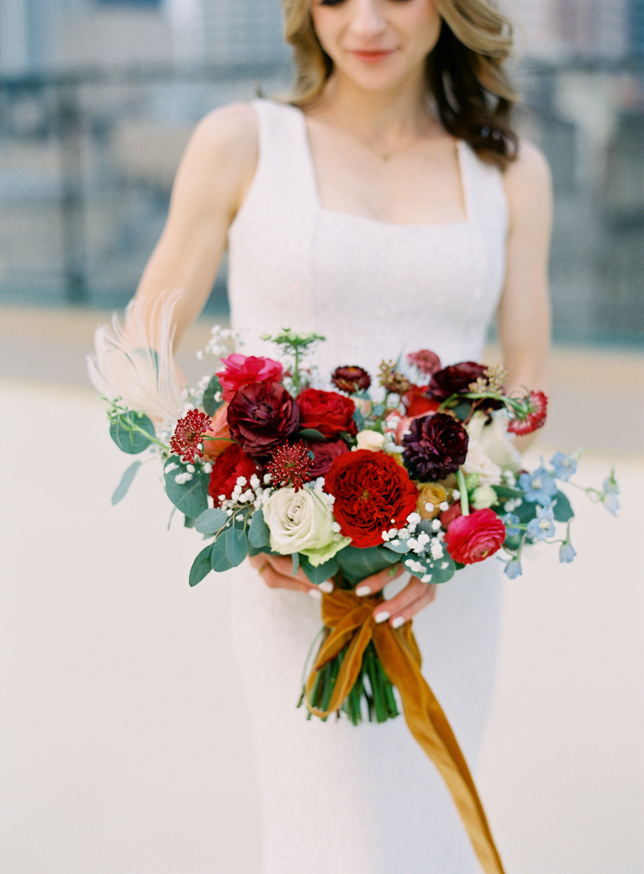 Stephanie's Bouquet- Photo by Sposto Photo