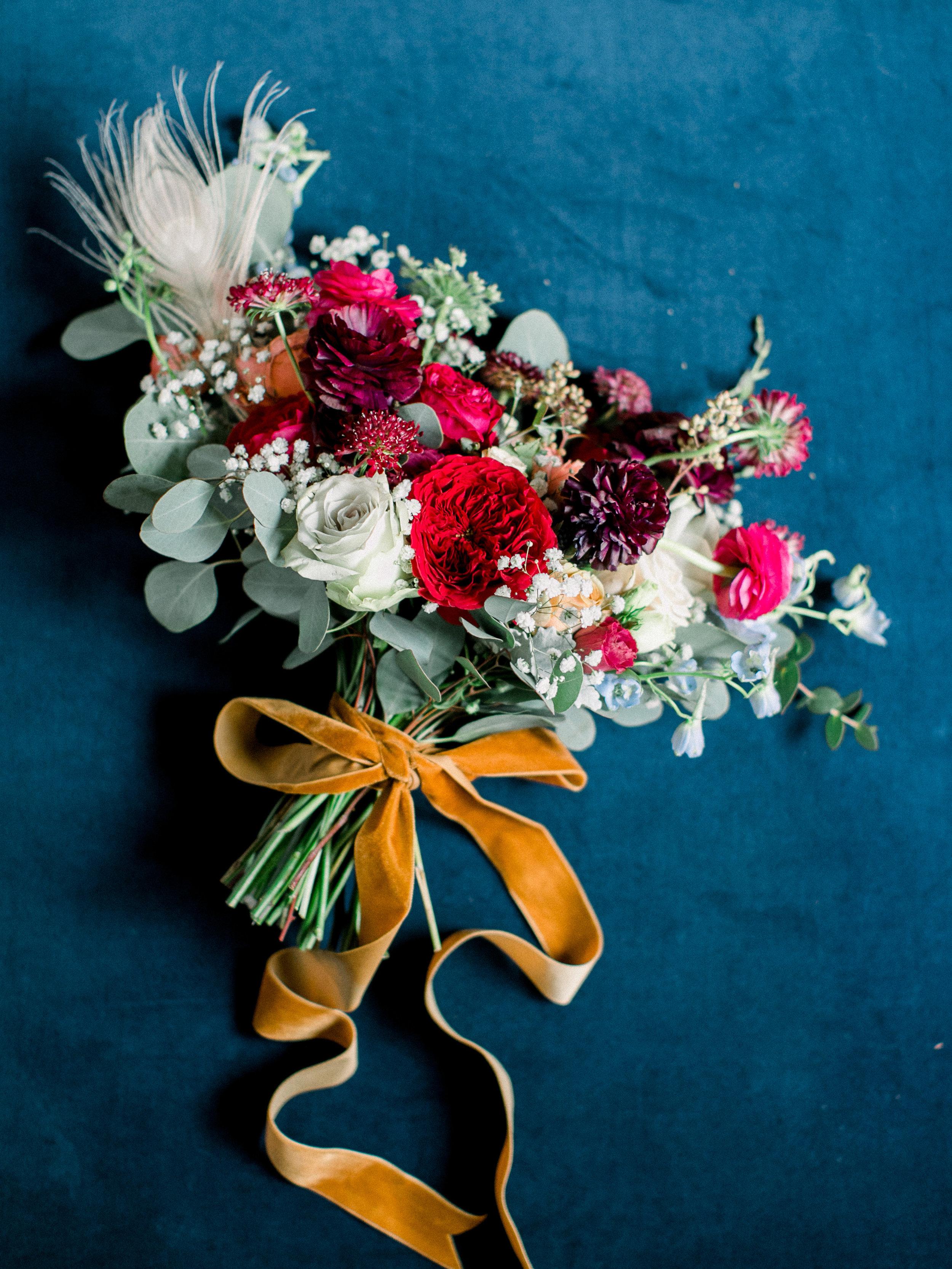 Stephanie's Bouquet- Photo by Sposto Photo