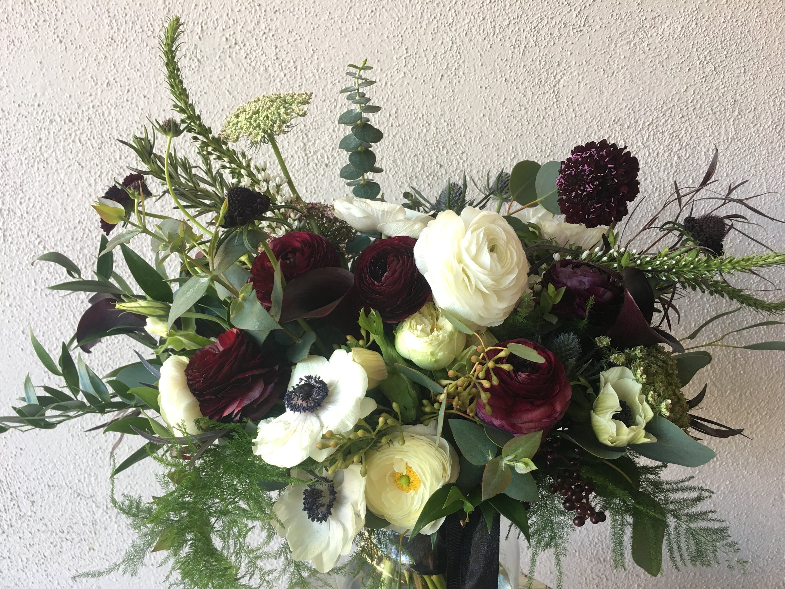 Lorie's Wedding Bouquet