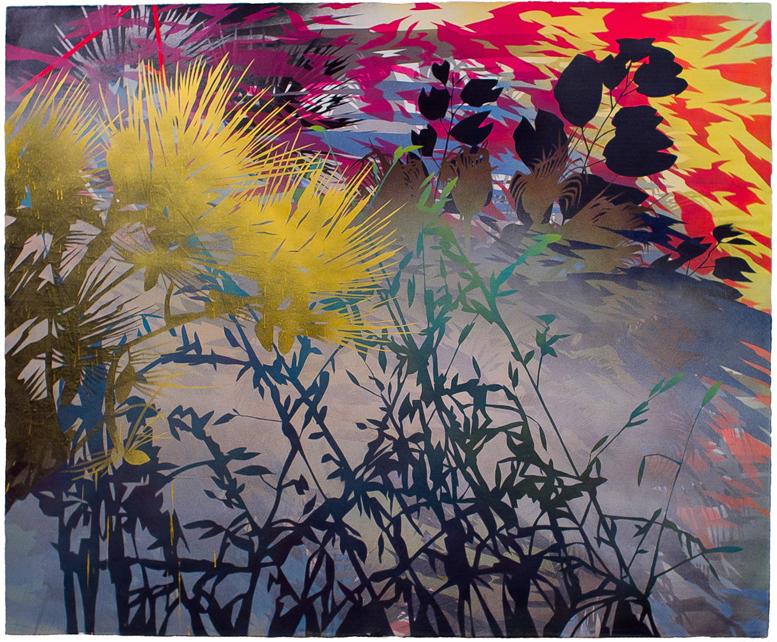 Devon Tsuno,  South of Fletcher (LA River) , 2014